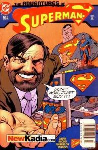 Adventures of Superman (1987 series) #613, NM (Stock photo)