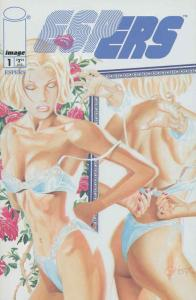 Espers (Vol. 3) #1 VF/NM; Image | save on shipping - details inside