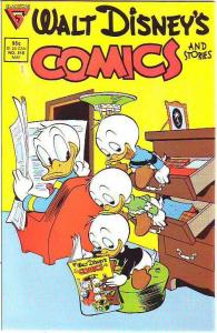 Comics and Stories, Walt Disney's #518 (May-87) NM- High-Grade Uncle Scrooge,...