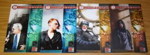 Utopiates #1-4 VF/NM complete series - the ultimate bet with the mind  2 3 set