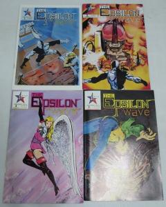 EPSILON WAVE (1985 IP) 1-4 TOM FLOYD