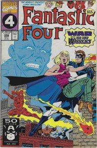 Fantastic Four #356