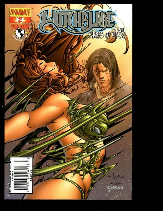 Lot of 10 Dynamite Comics First Born 1 1 1 2 3 HitchBlade 1 2 3 4 Evo 3 SM11