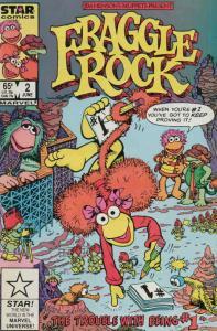 Fraggle Rock (Star) #2 FN; Marvel Star | save on shipping - details inside
