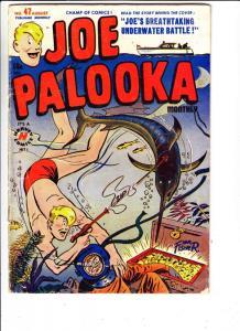 Joe Palooka Comics #47 (Aug-50) VG/FN Mid-Grade Palooka Joe
