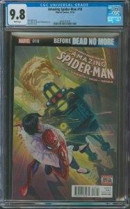 Amazing Spider-Man #17 CGC Graded 9.8