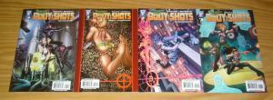 Danger Girl: Body Shots #1-4 VF/NM complete series - wildstorm comics set 2 3