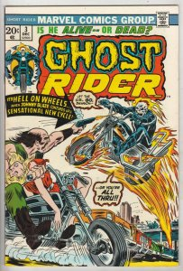 Ghost Rider, The #3 (Dec-73) NM- High-Grade Ghost Rider
