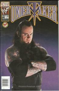 Undertaker #8A VF/NM; Chaos   save on shipping - details inside