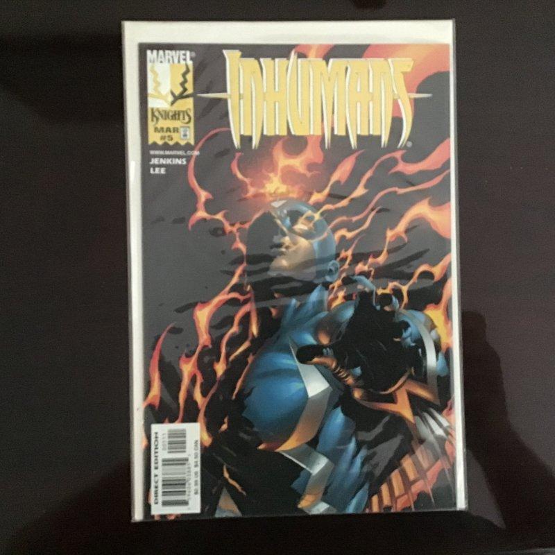 Inhumans #5 (1999)