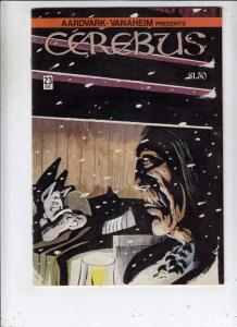 Cerebus #23 (Dec-80) NM- High-Grade Cerebus the Aardvark