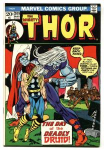 THOR #209 First appearance Ultimus the Demon Druid Marvel VF/NM