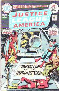 Justice League of America #118 (May-73) VF- High-Grade Justice League of America