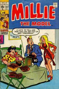 Millie the Model #187, Good (Stock photo)