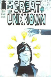 THE GREAT UNKNOWN #2 (OF 5) - IMAGE COMICS - MAY 2009