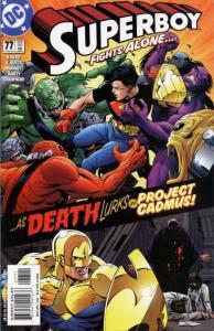 Superboy (1994 series) #77, NM + (Stock photo)