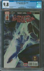 Amazing Spider-Man #792 CGC Graded 9.8 Venom, Anti-Venom, Maniac, Hammerhead,...
