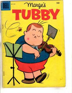 Marge's Tubby # 18 VG/FN Dell Silver Age Comic Book Cartoon Character JL18