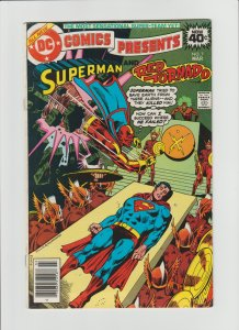 DC Comics Presents #7 (1979) FN 6.0 Rare Newsstand Edition!
