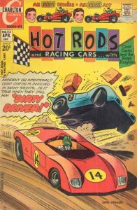 Hot Rods and Racing Cars #113, Fine (Stock photo)