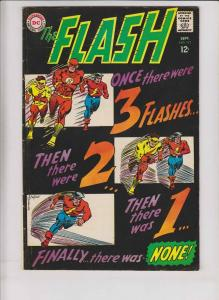 Flash #173 FN september 1967 - silver age dc comics - carmine infantino