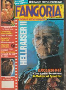 FANGORIA #78 - Movie Horror Magazine