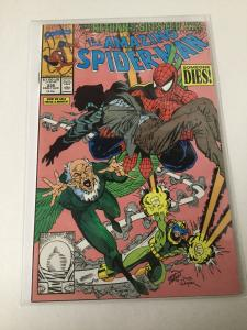 The Amazing Spider-Man 336 Nm Near Mint Marvel