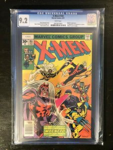X-Men #104 CGC 9.2 1st Cameo Appearance of The Starjammers
