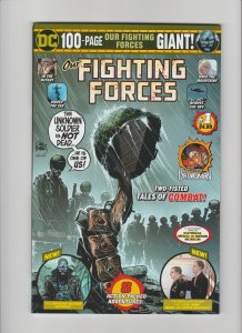 DC 100 Page Giant: Our Fighting Forces #1 Walmart High Grade HOT!!