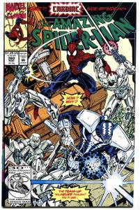 AMAZING SPIDER-MAN #360  comic  book First carnage NM-  cameo MARVEL