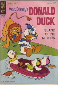 Donald Duck #97 (Sep-64) FN/VF Mid-High-Grade Donald Duck