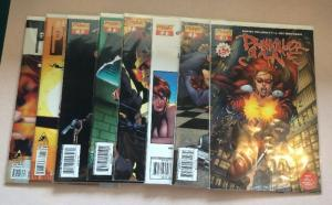 Painkiller Jane 0 1-3 Dynamite Plus Extras Palmiotti Quesada