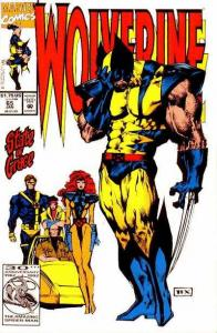 Wolverine (1988 series) #65, NM (Stock photo)