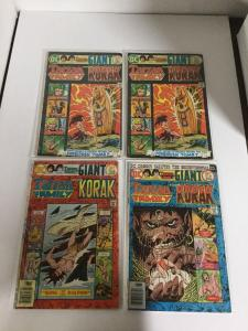Tarzan Family Presents Korak 60 63 64 65 Plus Extras