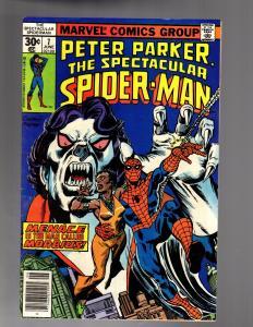 PETER PARKER 7 FINE PLUS June, 1977