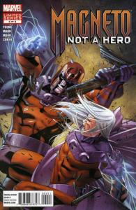 Magneto: Not A Hero #4 FN; Marvel | save on shipping - details inside