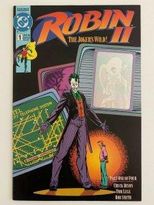 Robin II #1 (DC Comics) The Jokers Wild VF+