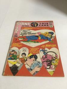 Superman's Girlfriend Lois Lane 113 Fn Fine 6.0 DC Comics Silver Age