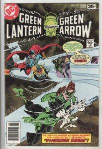 Green Lantern #105 (Jun-78) NM- High-Grade Green Lantern, Green Arrow, Black ...