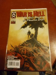 War Is Hell: The First Flight of the Phantom Eagle #5 (2008)