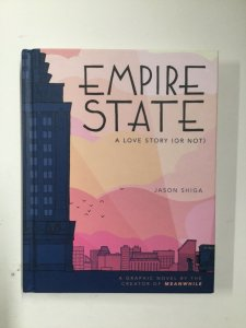 Empire State A Love Story Or Not Tpb Hardcover Hc Near Mint Nm Abrams Comic Arts