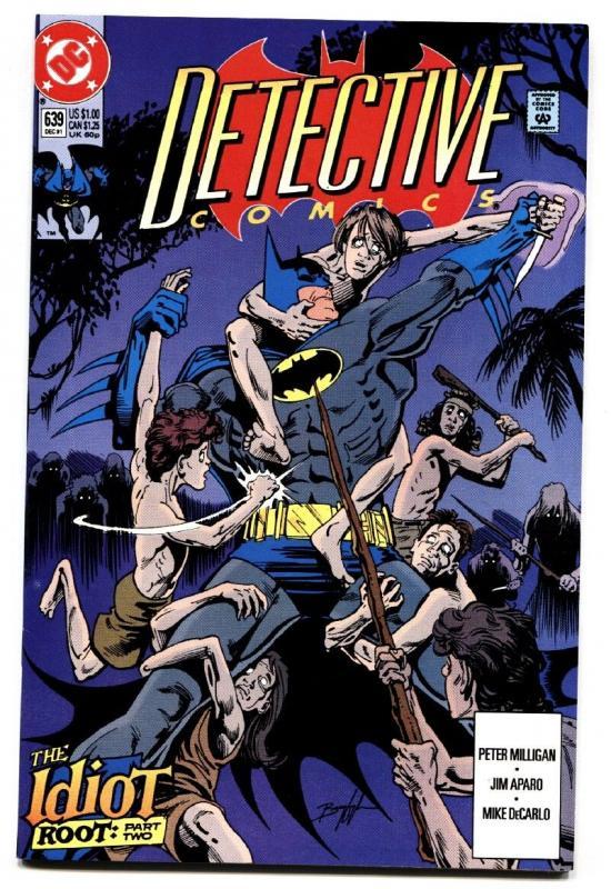 Detective Comics 639 First Sonic The Hedgehog 1 Batman Nm 1991 Hipcomic