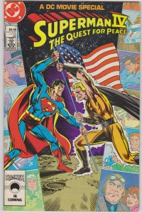 Superman IV: The Quest for Peace #1