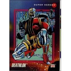 1992 Marvel Universe Series 3 DEATHLOK #45