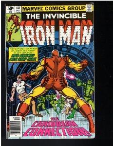 Iron Man #141 (1980)