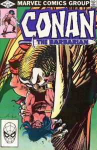 Conan the Barbarian #135 VF; Marvel   save on shipping - details inside
