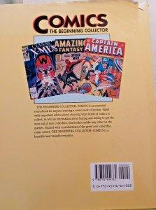 COMICS THE BEGINNING COLLECTOR Hardcover Book (Cecolini & Nubbin)