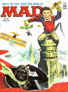 Mad #94 VG; E.C   low grade comic - save on shipping - details inside