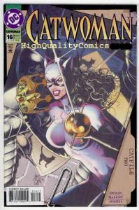 CATWOMAN #16, NM+, Jim Balent, Femme Fatale, Dixon,1993, Raining Cats