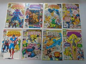 Guardians of the Galaxy lot 23 different from #25-49 8.0 VF (1992-94 1st Series)